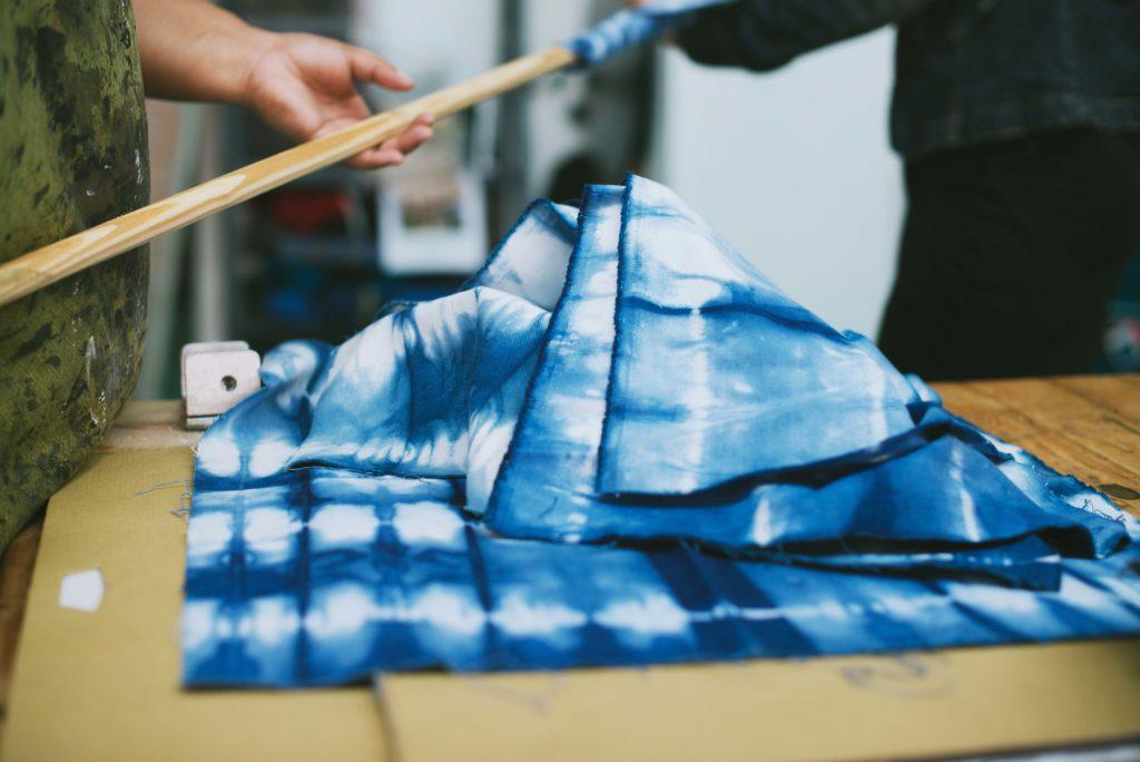 Skills training – Shibori Textile Techniques