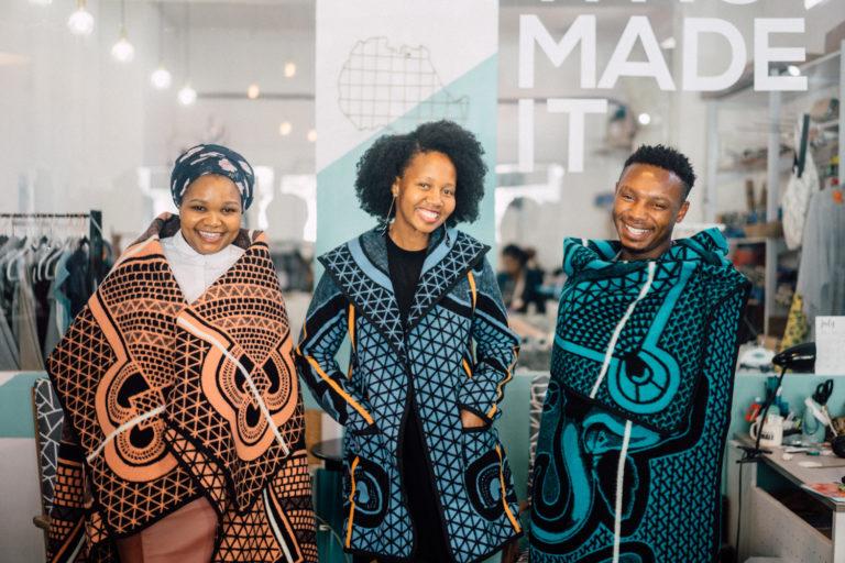 Basotho Blanket Basics